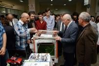 MEHMET KARAHAN - Öğrencilerin Projeleri Binaya Sığmadı