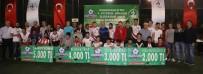 SAĞLIKÇI - Pamukkale'de Mahalle Maçı Turnuvası Sona Erdi
