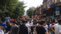 SERJ SARKISYAN - Paşinyan Yanlıları Bu Kez Kutlama İçin Sokaklarda
