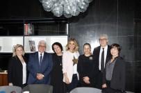 GÜLBEN ERGEN - 'Pembe Rota' Projesi Kapsamında 10 Bin Kadına Ücretsiz Jinekolojik Kanser Taraması Yapılacak