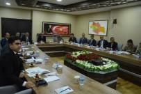 SİİRT VALİLİĞİ - Siirt'te Seçim Güvenliği Toplantısı Yapıldı