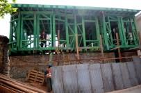 OSMANGAZI BELEDIYESI - Sivil Mimarî Örneği Yapılar Osmangazi'de Hayat Buluyor