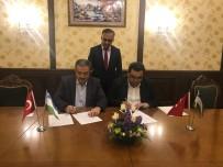 İŞBİRLİĞİ PROTOKOLÜ - SÜ'den Özbekistan'da İş Birliği Protokolü
