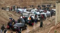 MUHALİFLER - Suriye'deki Kuzey Humus'tan Tahliyeler Başladı