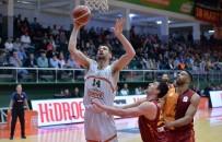 BANVIT - Tahincioğlu Basketbol Süper Ligi Açıklaması Banvit Açıklaması 80 - Galatasaray Odeabank Açıklaması 90