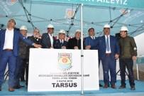 İMAM HATİP LİSESİ - Tarsus'ta Terliktepe Camisi'nin Temeli Atıldı