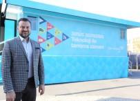 Türk Telekom Gezici Eğitim Tırı Bursa'ya Geliyor