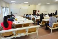 GENEL KÜLTÜR - Uluslararası Öğrencilerden Düzce Üniversitesi'ne Yoğun İlgi