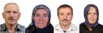 KUZÖREN - Vahşice Katledilen Aile Aynı Mezara Defnedilecek