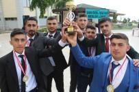 ENGELLİ ÖĞRENCİ - Vanlı İşitme Engelliler Türkiye Şampiyonu Oldu