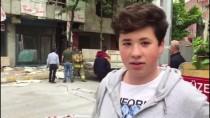ELEKTRİK AKIMI - Yüksek Gerilim Hattına Temas Eden Hurdacı Yaralandı