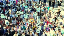 NURSULTAN NAZARBAYEV - 9 Mayıs Zafer Bayramı Kutlamaları