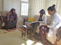 DİŞ MUAYENESİ - Adıyaman'da Türkiye Ağız Ve Diş Sağlığı Profil Araştırması Yapıldı