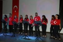 MUSTAFA ÜNAL - Akdeniz Üniversitesi'nde Türkçe Şöleni