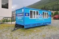 DEVİR TESLİM - Akşehir Belediyesinden Yunak Ve Çeltik'e Mobil Taziye Evi
