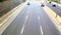 MOBESE - Aksiyon filmi gibi kazalar böyle görüntülendi