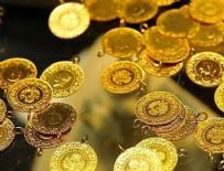 ALTIN FİYATI - Çeyrek altın ve altın fiyatları 09.05.2018