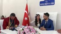 NÜFUS MÜDÜRLÜĞÜ - Antalya'da Müftülükler 28 Nikah Kıydı