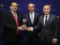 MUSTAFA ÜNAL - Antalya Teknokent'e Birincilik Ödülü
