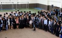 BILGISAYAR PROGRAMCıLıĞı - Arapgir Meslek Yüksekokulu'nda Mezuniyet Sevinci
