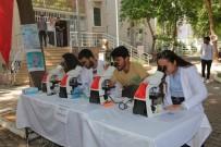 KAN GRUBU - AÜ 'Tıbbi Laboratuvar Teknisyenleri Ve Teknikerleri Günü' Kutlaması