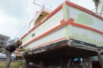 MEHMET ÖZTÜRK - Balıkçı Teknelerinin Yıllık Bakımı
