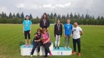 ORÇUN - Başarılı Atletler Eskişehir'den Madalyalarla Döndüler