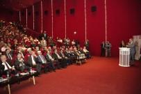 KISA FİLM YARIŞMASI - Başkan Çelik, Kayseri Uluslararası Altın Çınar Film Festivali'nin Galasına Katıldı