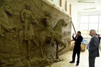PERSPEKTIF - Başkan Günaydın, Ergenekon Müzesi'ndeki Çalışmaları İnceledi