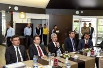 ÖZGÜR ÖZDEMİR - Başkan Polat Muhtarlarla Bir Araya Geldi
