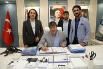 GÖNÜL ELÇİLERİ - Başkan Türel, Genç Gönül Elçileri İle İşbirliği Protokolü İmzaladı