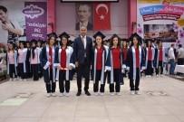Biga Safiye Hüseyin Elbi Mesleki Ve Teknik Anadolu Lisesinde Mezuniyet Töreni