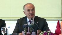 İZMIR VALISI - Bilim Sanayi Ve Teknoloji Bakanı Özlü, İzmir'de