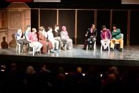 ÖMER ÇİMŞİT - Bir Urfa Masalı Oyunu Viranşehirlilerin Beğenisine Sunuldu