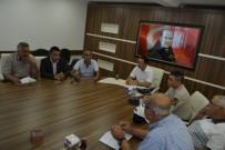 HAYATI TAŞDAN - Bozyazı'da Seçim Güvenliği Toplantısı Yapıldı