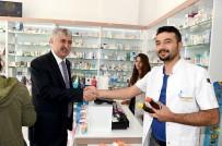 AHMET YıLMAZ - Büyükşehir Değişim, Dönüşüm Ve Yenileme Çalışmalarına Devam Ediyor