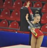 GÖKMEN - Cimnastiğin Altın Kızı Onbaşı'ndan Bir Madalya Daha