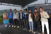 MEHMET METIN - Dereceye Giren Sporculara Ödülleri Verildi