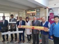 MURAT DURU - Develi Halk Eğitim Merkezi Yıl Sonu Sergisi Açtı