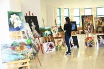 DÜ'de Sanat Eserleri Sergisi