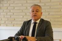 ONKOLOJİ HASTANESİ - Düzce Milletvekili Aday Adayı Seçkin 'Başarılmayacak Hedef Yoktur'