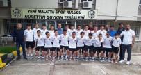 ANKARAGÜCÜ - E.Yeni Malatyaspor U14 Takımı Antalya'ya Gitti