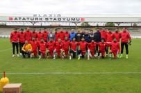 TARSUS İDMAN YURDU - Elaziz Belediyespor'da Hedef 2. Lig