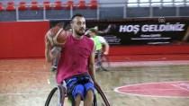 TEKERLEKLİ SANDALYE BASKETBOL - Engelli Basketbolcular Avrupa Kapısını Araladı