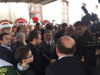 ŞEMSI BAYRAKTAR - Eski Bakan Cevat Ayhan Sakarya'da Defnedildi