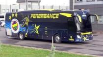 DİYARBAKIR HAVALİMANI - Fenerbahçe Kafilesi Diyarbakır'a Geldi