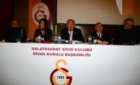 DİVAN KURULU - Galatasaray Divan Kurulu Toplantısı Başladı