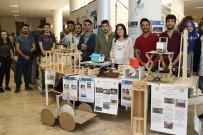 İNSANSIZ HAVA ARACI - Geleceğin Mühendisleri Projelerini Sergiledi