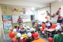 Gercüş'te Öğrencilere Trafik Eğitimi
