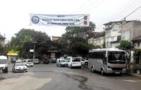 JANDARMA GENEL KOMUTANLIĞI - Jandarma Trafik Terörüne Pankartla Dikkat Çekildi